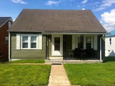 Barboursville Single Family Home For Sale: 732 Shaw Street