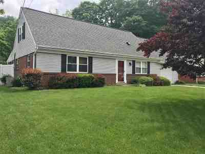 Barboursville Single Family Home For Sale: 240 Bartow Drive