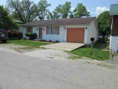 Lawrence County Single Family Home For Sale: 206 2nd St. East