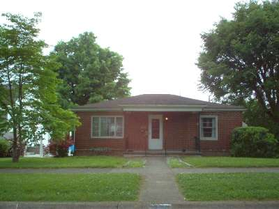Ironton Single Family Home For Sale: 2410 S 11th Street