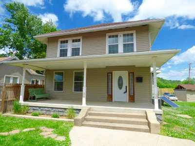 Ironton Single Family Home For Sale: 911 N 5th Street