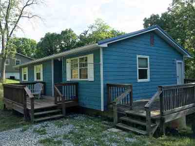 Huntington Single Family Home For Sale: 4627 Camp Branch Road