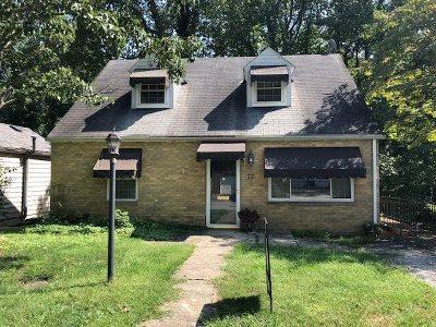 Huntington Single Family Home For Sale: 77 Oakwood Road