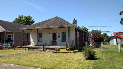 Ironton Single Family Home For Sale: 2526 S 10th Street