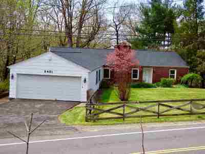 Ironton Single Family Home For Sale: 2431 State Route 141