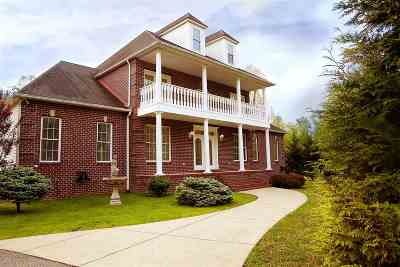 Scott Depot Single Family Home For Sale: 160 Condor Lane