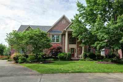 Hurricane Single Family Home For Sale: 32 Tanglewood Drive