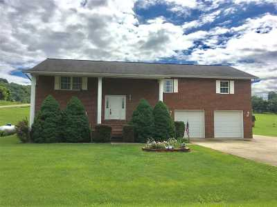 Chesapeake Single Family Home For Sale: 2179 County Road 104