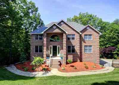 Hurricane Single Family Home For Sale: 47 Spruce Ridge