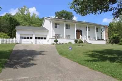 Ona Single Family Home For Sale: 3528 Howells Mill Road
