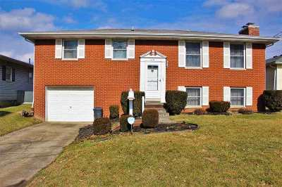 Barboursville Single Family Home For Sale: 119 Nelson Court