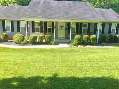 Milton Single Family Home For Sale: 102 Whippoorwill Woods