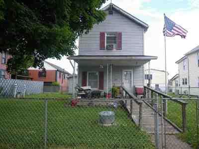 Proctorville Single Family Home For Sale: 218 Wilgus Street