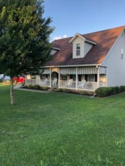 Proctorville Single Family Home For Sale: 10356 Co Rd 107