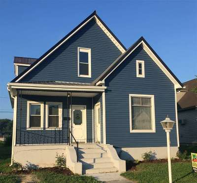 Ironton Single Family Home For Sale: 2525 S 4th St
