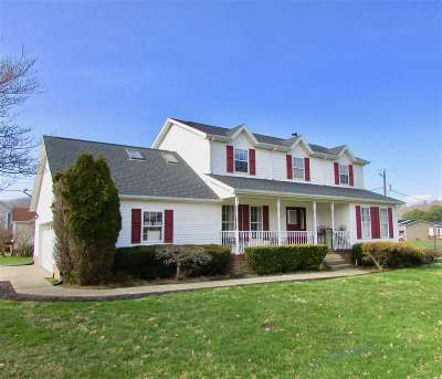 Barboursville Single Family Home For Sale: 1 Hawk Lane