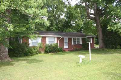Barboursville Single Family Home For Sale: 5 Lane Drive