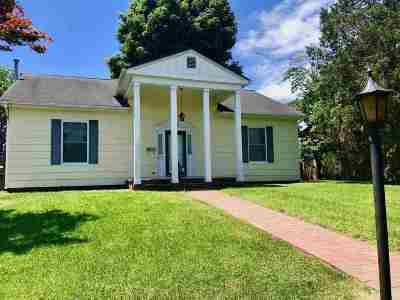 Ironton Single Family Home For Sale: 2700 S 6th Street