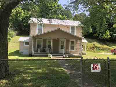 Single Family Home For Sale: 817 Marion Pike