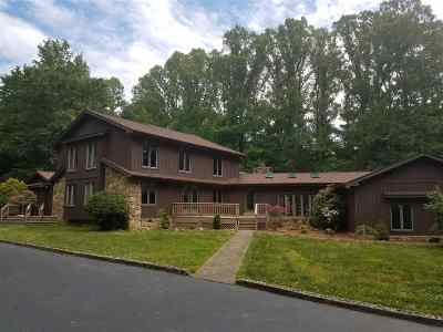 Barboursville Single Family Home For Sale: 25 Colewood Rd.