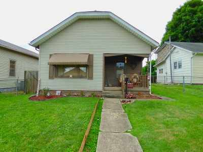 Ironton Single Family Home For Sale: 2702 S 6th Street