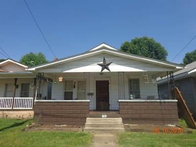 Kenova Single Family Home For Sale: 819 15th Street
