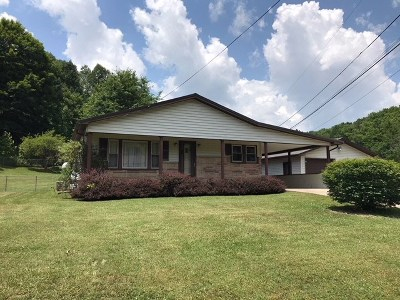Barboursville Single Family Home For Sale: 5173 Lower Heath Creek