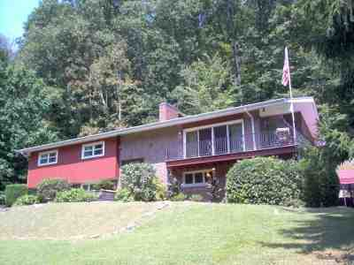 Ironton Single Family Home For Sale: 101 Lakeview Lane (Happy Hollow)
