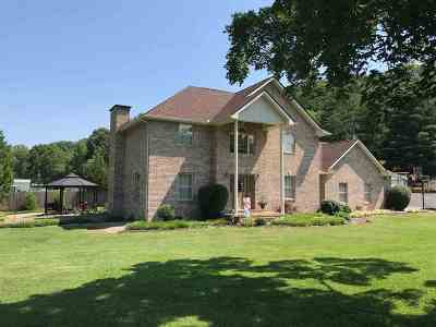 Proctorville Single Family Home For Sale: 3630 County Rd 70