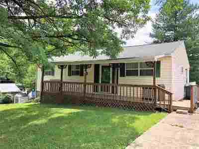 Chesapeake Single Family Home For Sale: 43 Township Road 1347