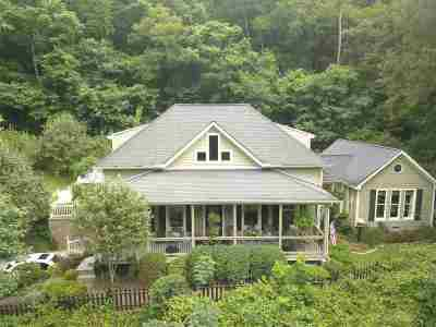 Barboursville Single Family Home For Sale: 49 Johnson Branch Rd