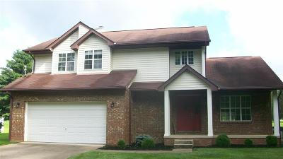 Barboursville Single Family Home For Sale: 1018 Big Bend Road