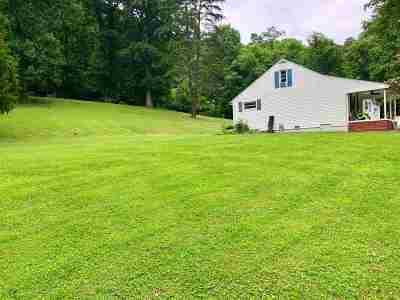 Kenova Single Family Home For Sale: 10 Darling Lane