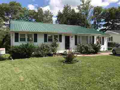Huntington WV Single Family Home For Sale: $99,900