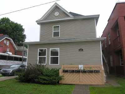 Huntington WV Single Family Home For Sale: $179,900
