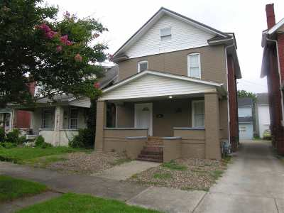 Huntington WV Single Family Home For Sale: $169,900
