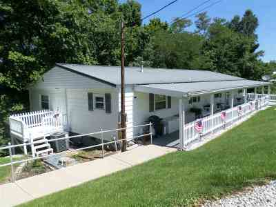 Proctorville Single Family Home For Sale: 4233 County Rd 12