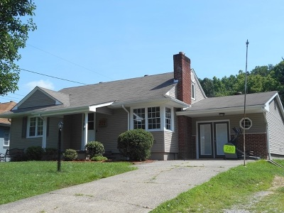 Chesapeake Single Family Home For Sale: 2140 County Road 31
