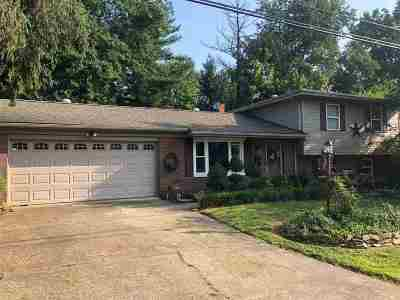 Ona Single Family Home For Sale: 159 Iroquois Trail