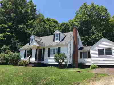 Barboursville Single Family Home For Sale: 5136 Heath Creek Road