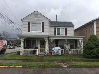 Chesapeake Multi Family Home For Sale: 218 2nd Avenue