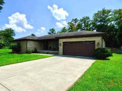 Ironton Single Family Home For Sale: 43 Gallia Pike