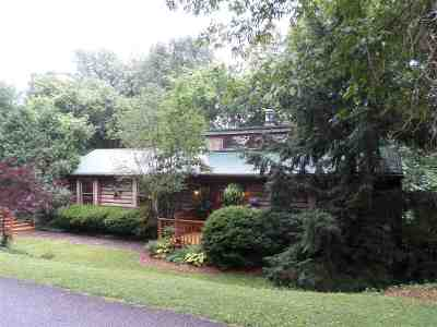 Ironton Single Family Home For Sale: 520 Township Rd 1185
