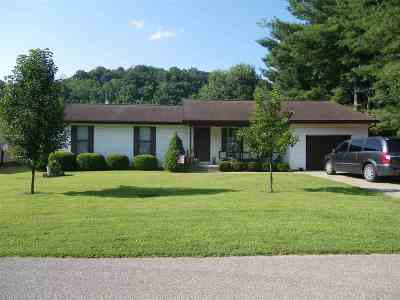 Proctorville Single Family Home For Sale: 67 Twp. Rd. 1309