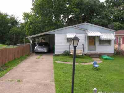 Single Family Home For Sale: 2945 Jarrell Street