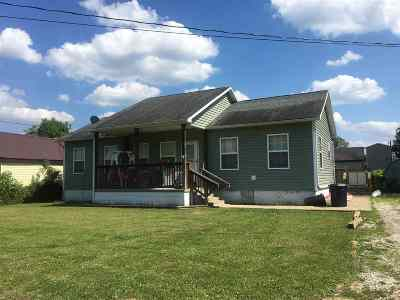 Chesapeake Single Family Home For Sale: 11398 County Road 1