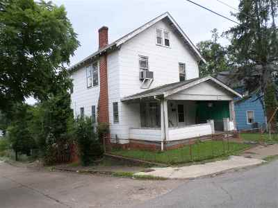 Huntington Single Family Home For Sale: 1809 Marshall Ave.