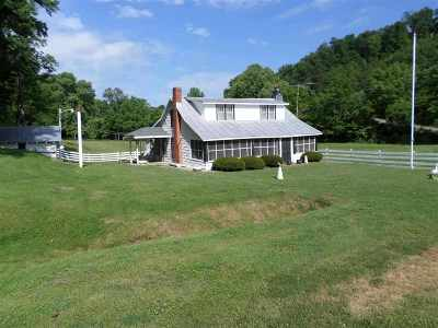 Proctorville Single Family Home For Sale: 1498 County Road 121