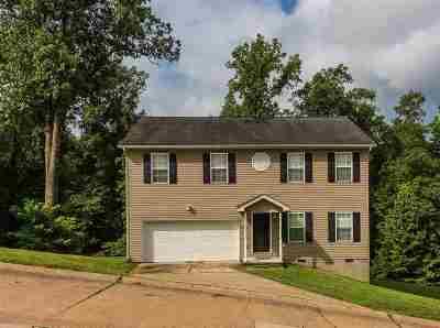 Hurricane Single Family Home For Sale: 74 Cambridge Drive