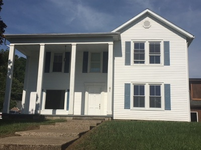 Chesapeake Single Family Home For Sale: 61 Township Road 1199